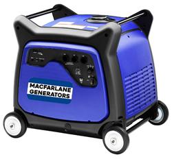 5.0kVA Portable Generator Hire product image