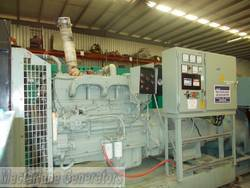315kVA Used Cummins Open Generator (U552) product image