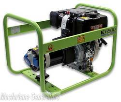 5.9kVA Pramac Portable Generator (E6500) product image