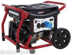 5.8kVA Powermate Portable Generator (WX6200) product image