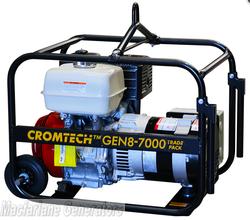 7.0kVA/kW Cromtech Honda Trade Pack Generator (CTG85HTP / TG85HPT) product image
