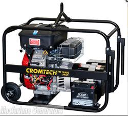 8.0kVA/kW Cromtech Trade Pack Generator (CTG100ETP / TG100BPET) product image