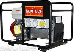 8.0kVA Gentech Honda Generator (EP8000HSR-RCD) product image