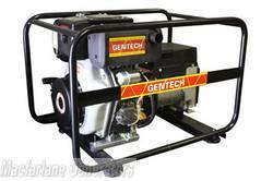 6.8kVA Gentech Yanmar 3-Phase Diesel Generator (ED6800YSRE-3) product image