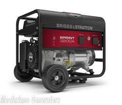 3.2kVA Briggs & Stratton Generator (3200A) product image