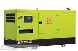 148kVA Pramac Perkins Generator (GSW150P-PFL) product image