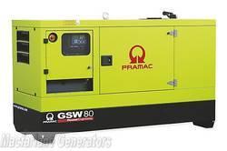 83kVA Pramac Perkins Generator (GSW80P-PFL) product image