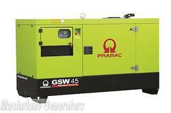48kVA Pramac Perkins Generator (GSW45P-PFL) product image