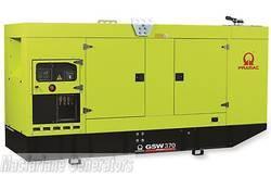 370kVA Pramac Volvo Generator (GSW370V-PFL) product image