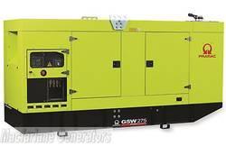 275kVA Pramac Volvo Generator (GSW275V-PFL) product image