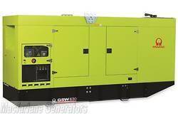 630kVA Pramac Doosan Generator (GSW630DO) product image