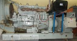 81kVA Used Dorman Open Generator Set (U548) product image