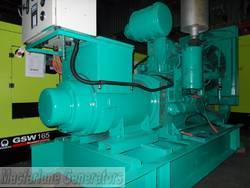 150kVA Used Cummins Open Generator Set (U564) product image