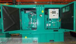 187kVA Used Cummins Enclosed Generator Set (U555) product image