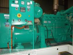 302kVA Used Rolls Royce Open Generator Set (U557) product image