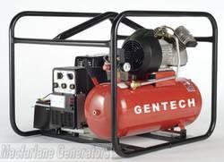 6.8kVA Gentech Portable Workstation Diesel Generator (WS160-14-10YSRDE) product image