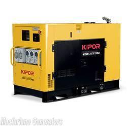 11.6kVA Kipor Silent Diesel Generator (KDE13SS3AU) product image