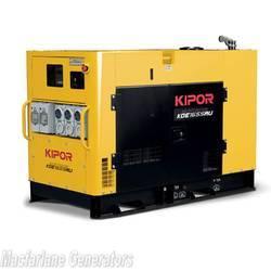 14kVA Kipor Silent Diesel Generator (KDE16SSAU) product image