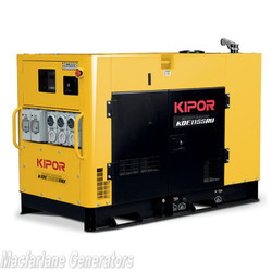 Kipor 9.5kVA Generator Hire VIC product image
