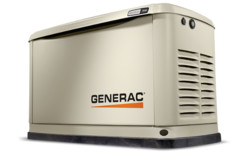 8.0kVA Generac Home Backup Gas Generator (G7047) product image