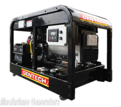 8.0kVA Gentech Remote Start Petrol Generator (EP8000HSRE-RS) product image