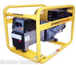 7.0kVA/kW Crommelins 3-in-1 Petrol Welder Generator (3P200 / GW200RPH) product image