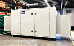 125kVA Used Cummins Enclosed Generator Set (U559) product image