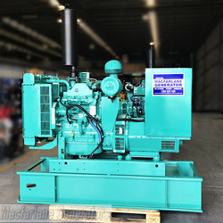 66kVA Used Cummins Open Generator Set (U565) product image