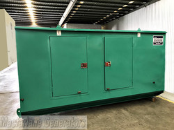 145kVA Used Cummins Enclosed Generator Set (U587) product image