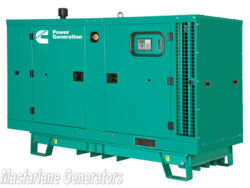 55kVA Cummins Diesel Generator - New (C55D5) product image