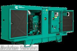 110kVA Cummins Diesel Generator - New (C110 D5) product image