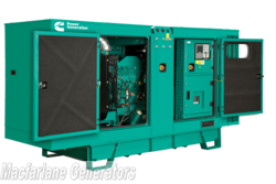 170kVA Cummins Enclosed Generator Set (C170D5) product image