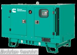 16.5kVA Cummins Diesel Generator- New (C17D5) product image