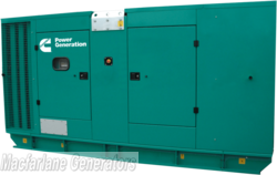 275kVA Cummins Generator - New (C275D5) product image