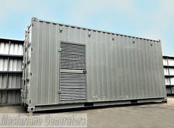 424kVA Used Cummins Enclosed Generator Set (U567) product image