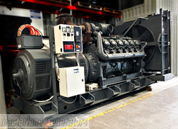 500kVA Used Dorman 12QT Open Generator Set (U573) product image
