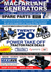 Spare Parts for Every Generator