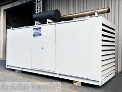 480kVA Used Deutz Enclosed Generator Set (U590) product image