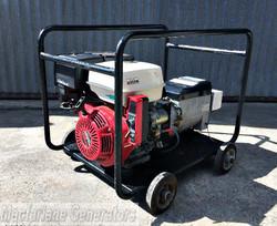 6kVA Used Honda Open Generator Set (U585) product image