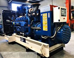 1375kVA Used Perkins Open Generator (U592) product image