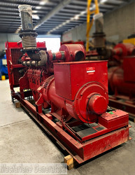 500kVA Used Dorman Open Generator (U576) product image