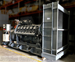 500kVA Used Dorman 12QT Open Generator Set (U574) product image