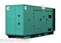 450kVA Cummins Diesel Generator - New (C450D5) product image
