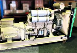 220kVA Used Volvo Open Generator Set (U600) product image