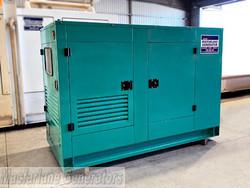 68kVA Used Cummins Enclosed Generator Set (U604) product image