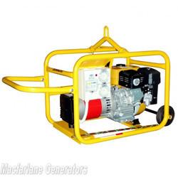4.2kVA/kW Crommelins Petrol Generator Electric (P53EH / CG53RPEH) product image