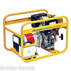 2.4kVA/kW Crommelins Diesel Generator (D32YDE / CG32YDE) product image