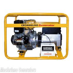 5.0kVA Crommelins 3 in 1 Diesel Welder Generator (3D180E-3-1) product image