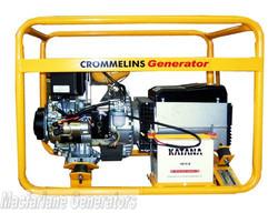 5.5kVA/kW Crommelins Diesel Generator (D69YDE / CG69YDE) product image