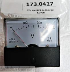 Kipor Voltmeter 0-300VAC for KGE25-6500 product image